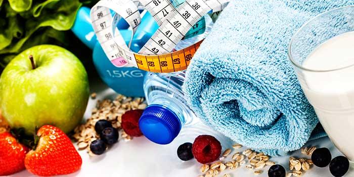 5 Principios básicos en nutrición deportiva
