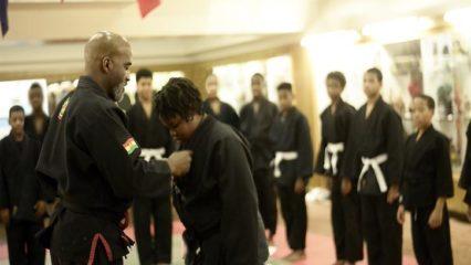 Las artes marciales ayudan a los niños a lidiar con sus sentimientos