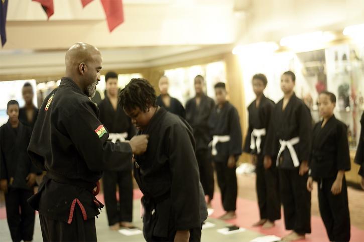 Las artes marciales ayudan a los niños a lidiar con sus sentimientos 2
