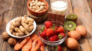 Dietas para quienes sufren de alergia a la LTPs