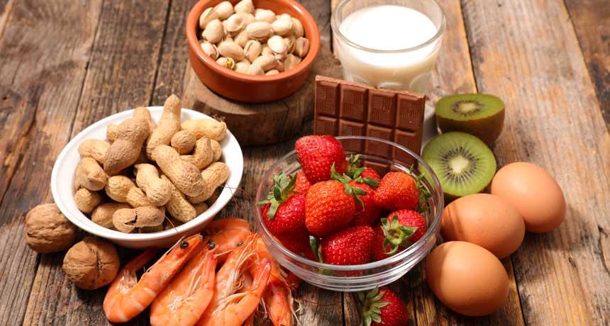 Dietas para quienes sufren de alergia a la LTPs 1