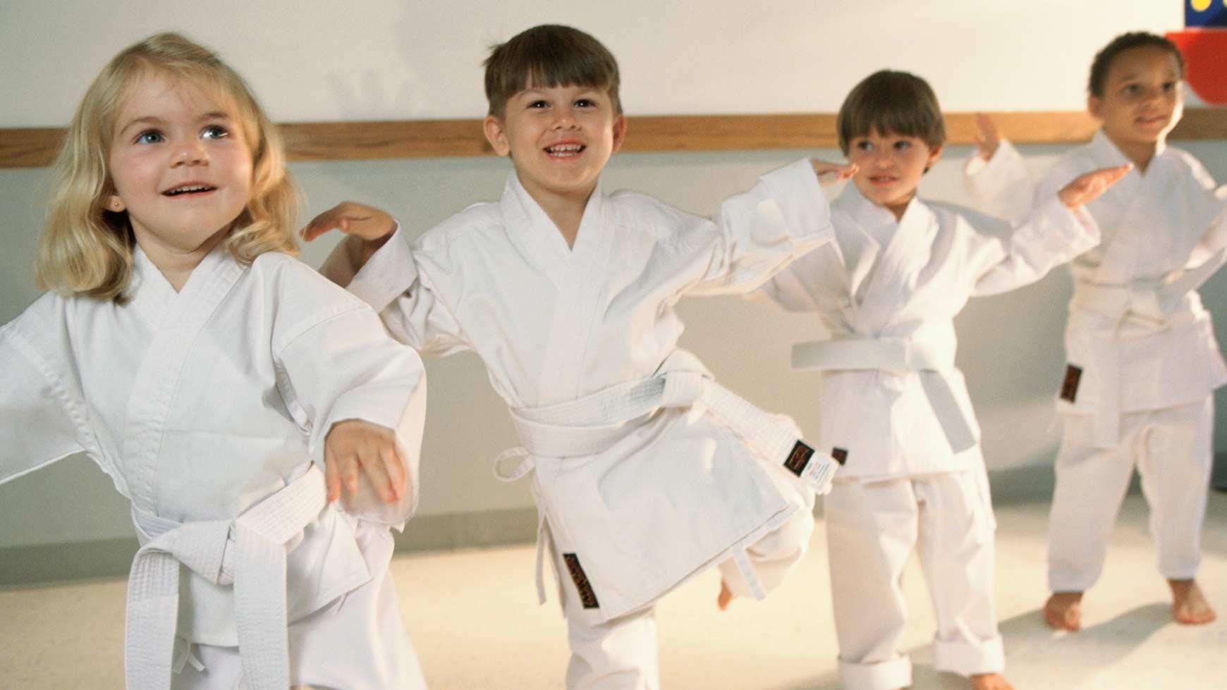 Las artes marciales ayudan a los niños a lidiar con sus sentimientos 1