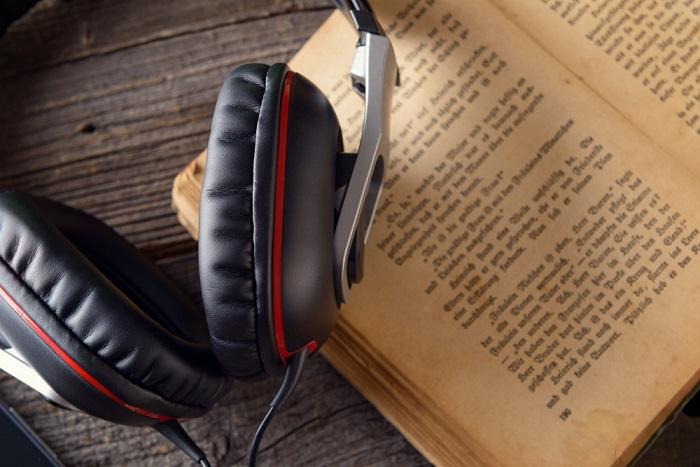 Audiolibros, un fenómeno que crece 1