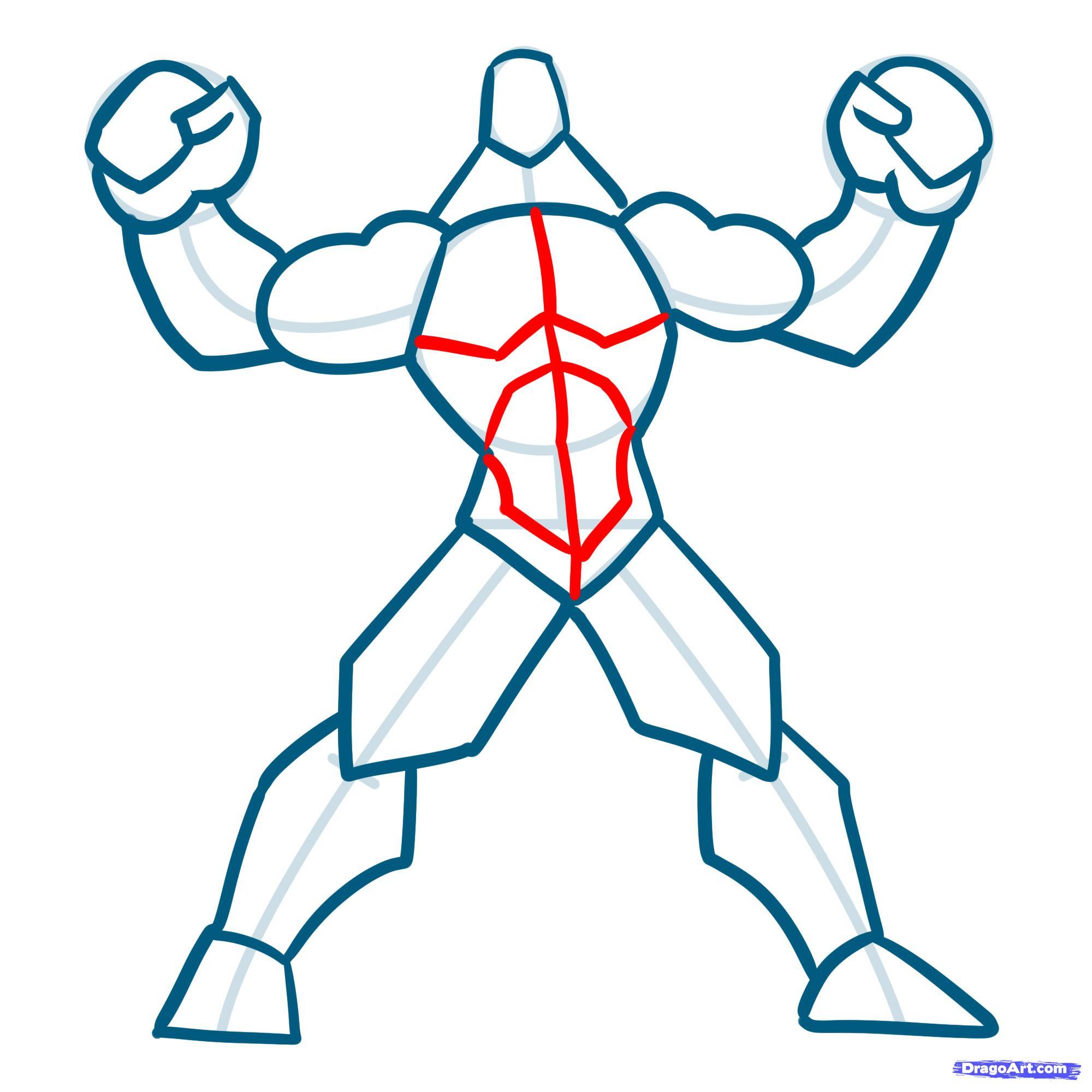 Definición muscular, no todo es saludable 1