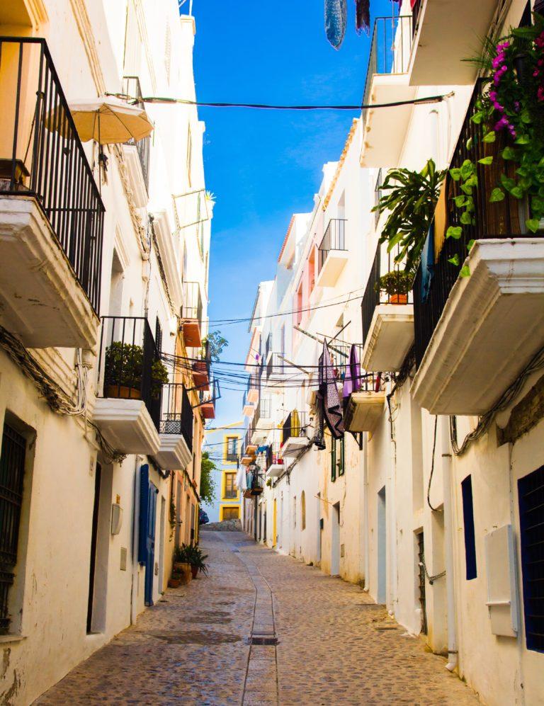 Para verano una isla. Para isla Ibiza 1