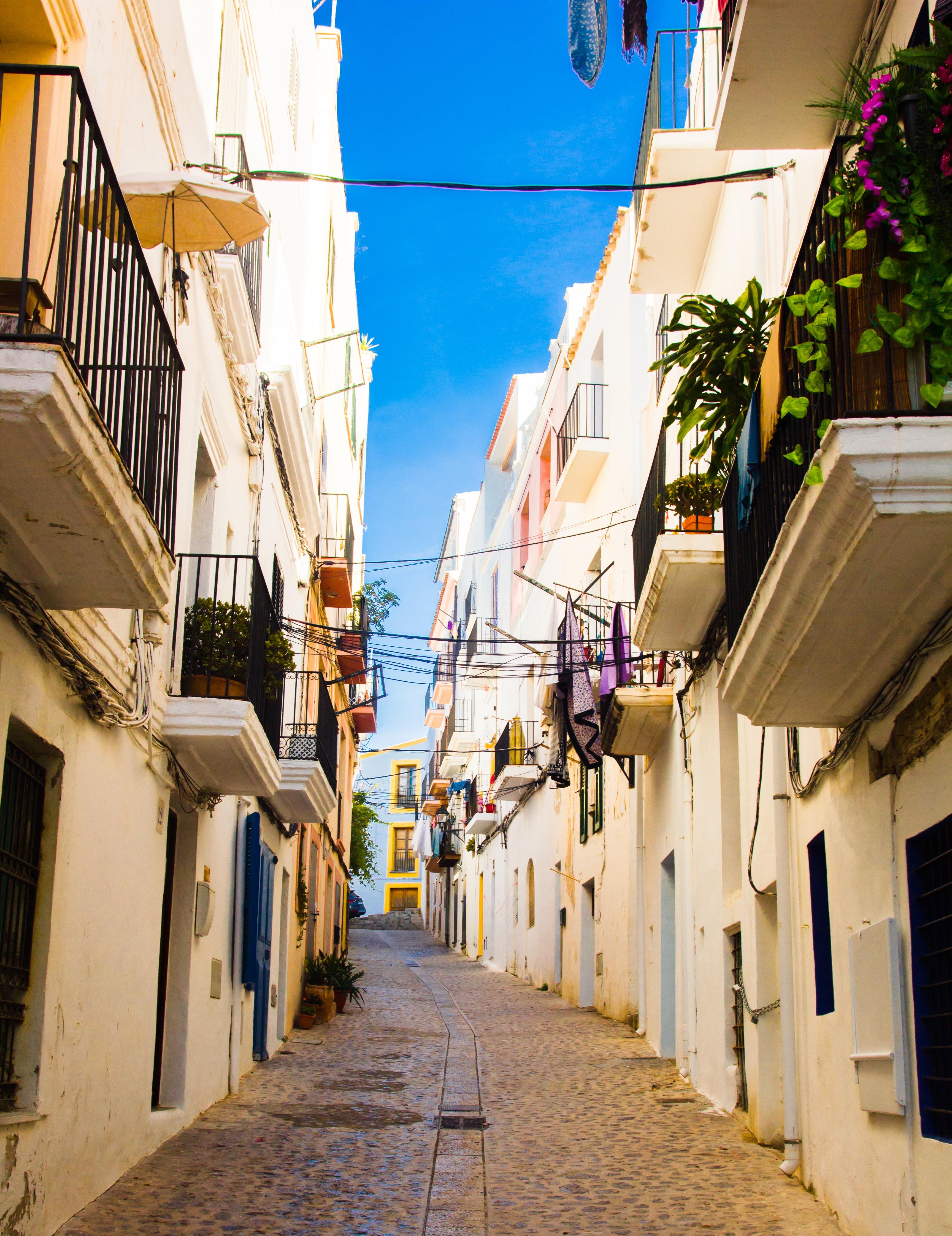 Para verano una isla. Para isla Ibiza