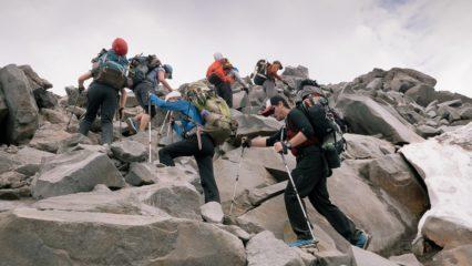 Orígenes del montañismo