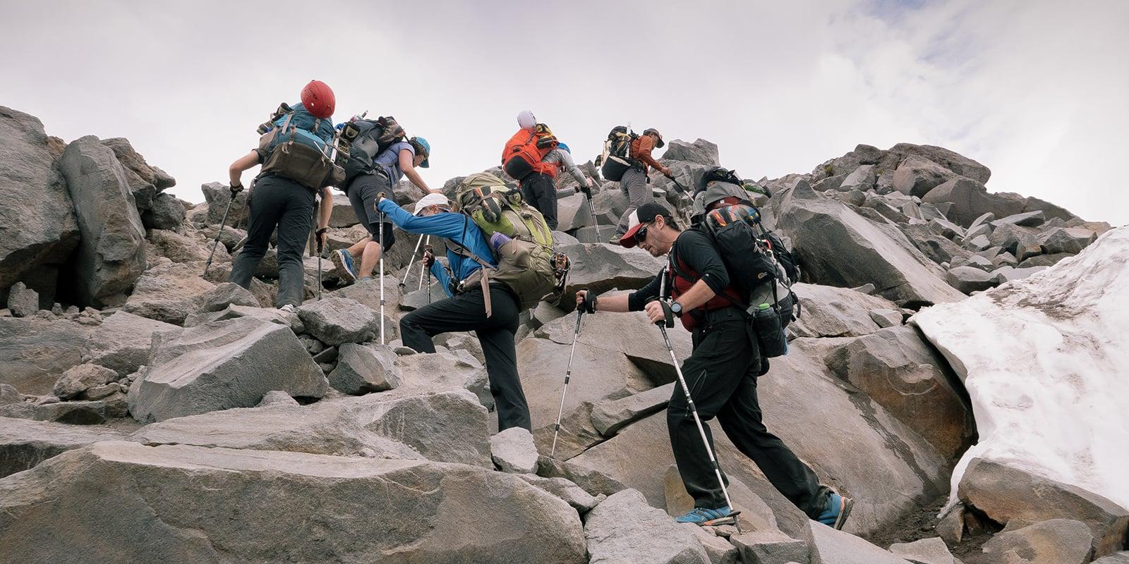 Orígenes del montañismo 1
