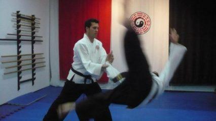 Pa-Kua, fuerza física y técnicas refinadas