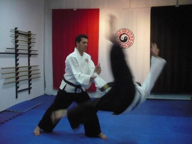 Pa-Kua, fuerza física y técnicas refinadas 1