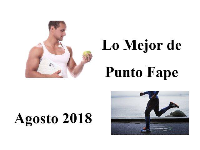 Lo Mejor de Punto Fape Agosto 2018 1