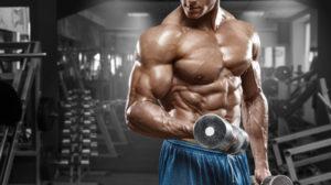 Cuerpo musculado