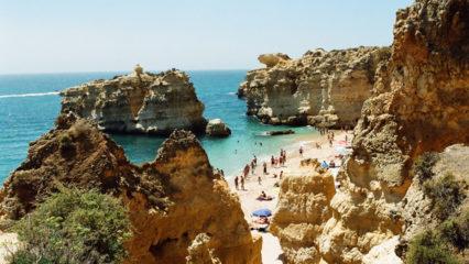 Las mejores playas del Algarve, Portugal