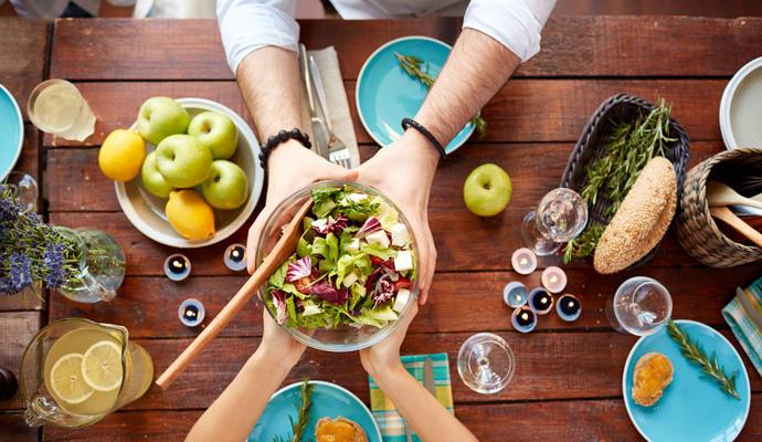 Alimentos y saciedad 1