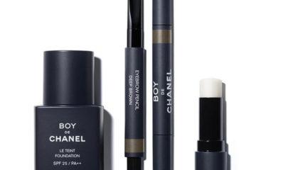 Chanel lanza su línea de maquillaje para hombres