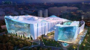 China construirá la estación de esquí cubierta más grande del mundo