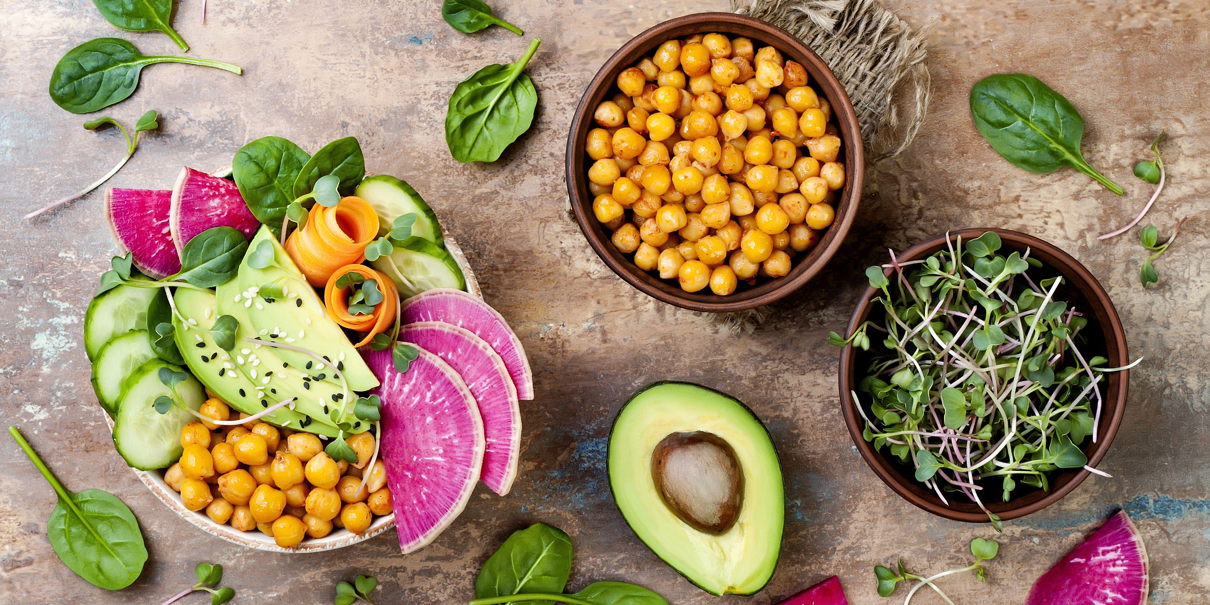 Cómo comenzar una dieta vegana 1