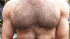 Igual que las mujeres los hombres también se depilan