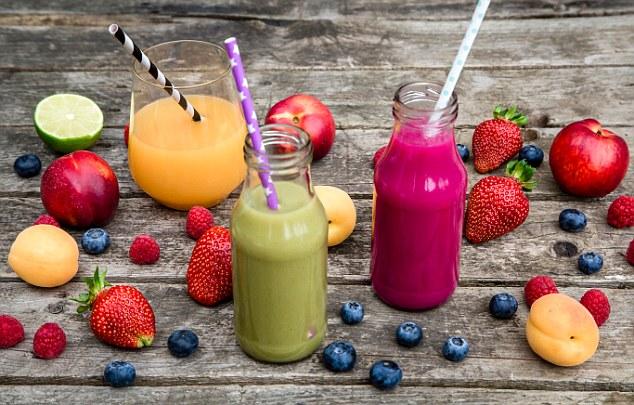 Dieta detox de los 10 días para adelgazar sin pasar hambre 1