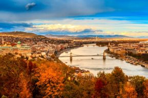 Escapada de otoño a Budapest