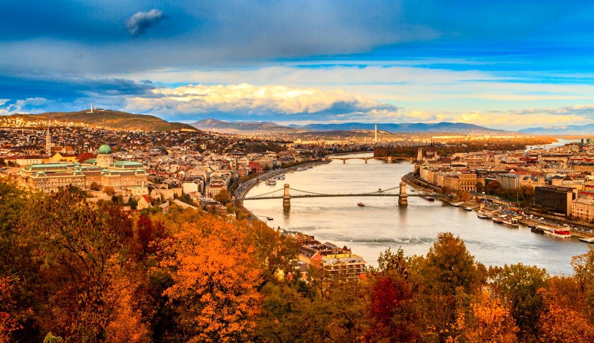 Escapada de otoño a Budapest 1