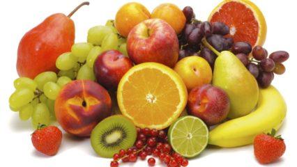 Frutas para tomar después del entrenamiento físico