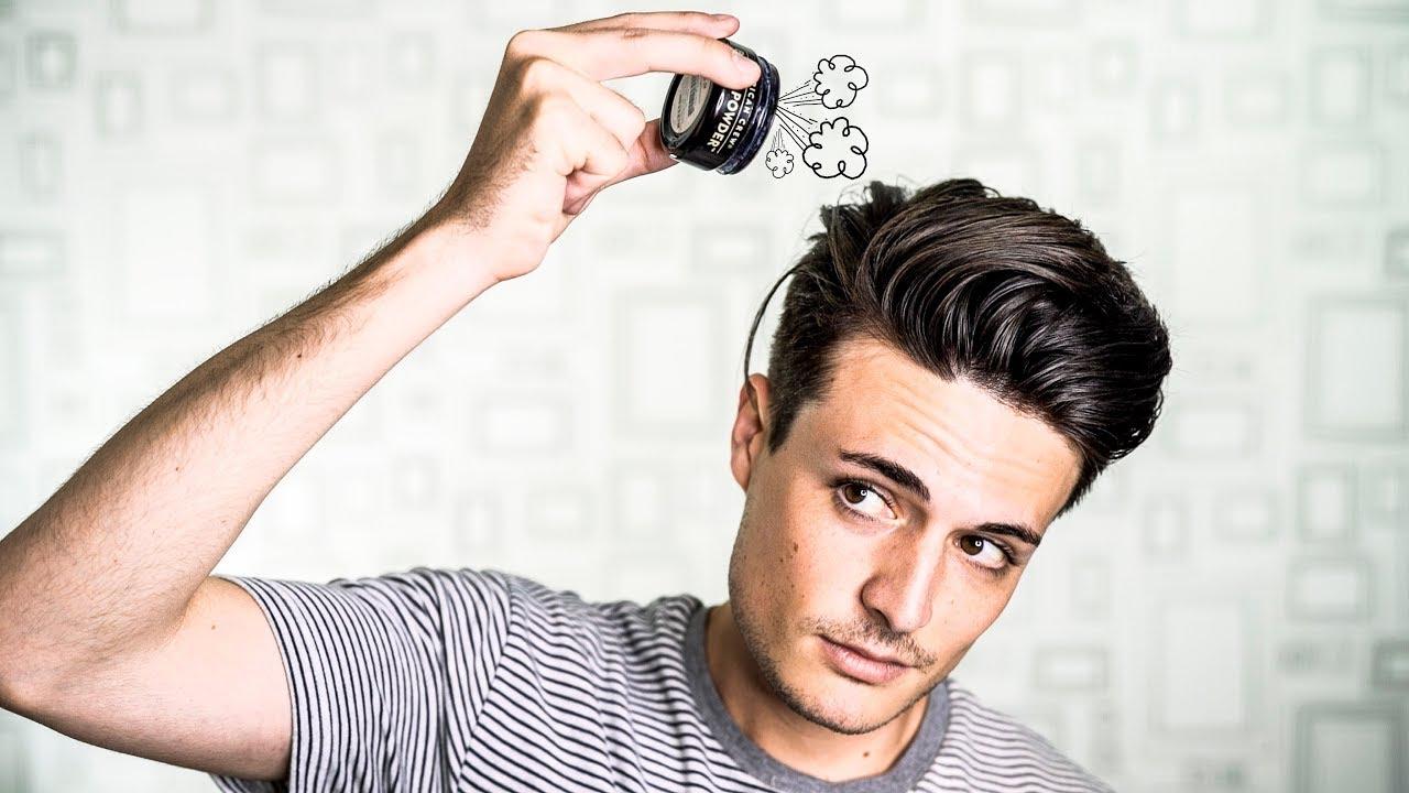 Productos fortificantes para el cuidado del cabello masculino 1