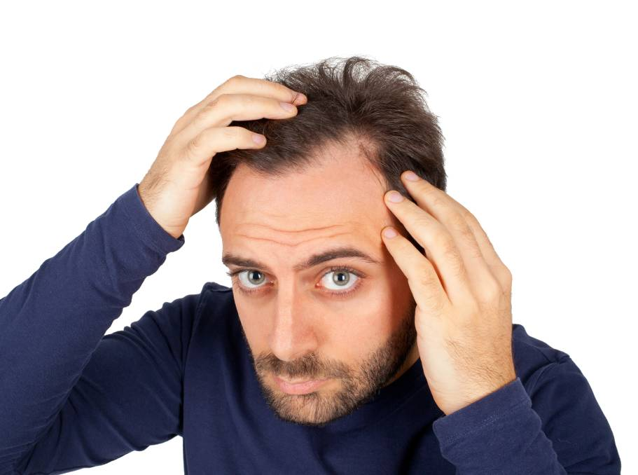 Productos fortificantes para el cuidado del cabello masculino 2