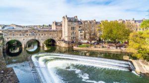 Escapada a Bath, muy cerca de Londres