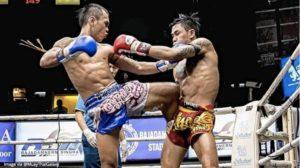 Muay Thai, ejercicios  para desarrollar resistencia