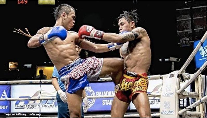 Muay Thai, ejercicios  para desarrollar resistencia 1