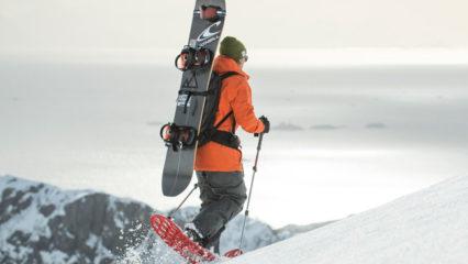 Deportes de Invierno: Snowboard y raquetas de nieve