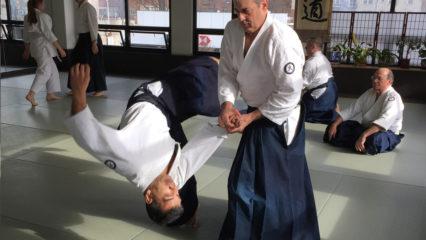 Aikido, arte marcial de defensa personal