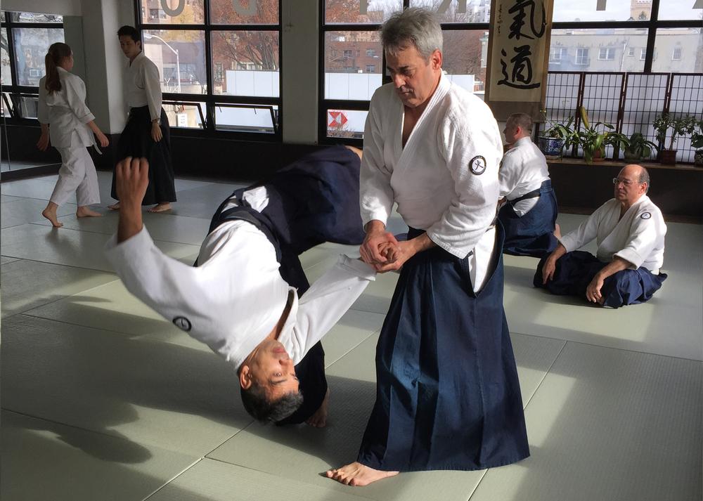 Aikido, arte marcial de defensa personal 1