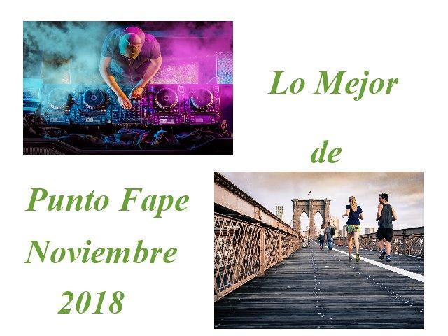 Lo Mejor de Punto Fape Noviembre 2018 1