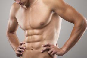 Programa de musculación, el secado