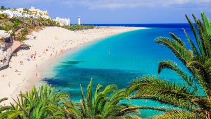 Islas Canarias en invierno