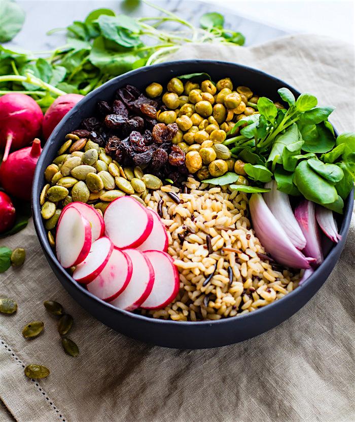 Los Buddha Bowls y la alimentación saludable 2