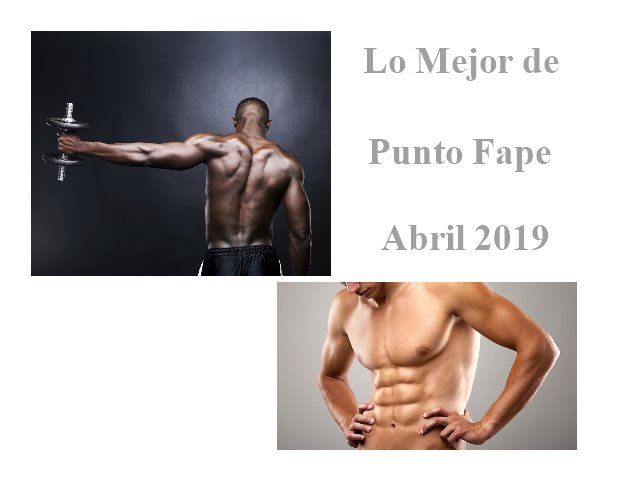 Lo Mejor de Punto Fape Abril 2019 1