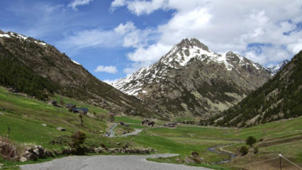 Primavera y deportes de montaña en Andorra
