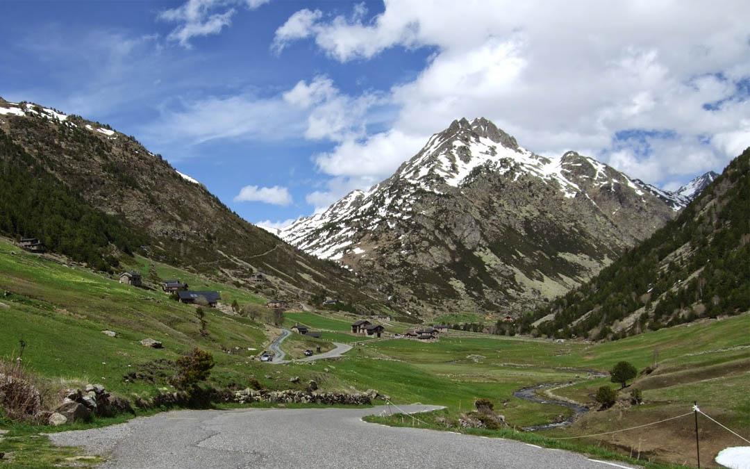 Primavera y deportes de montaña en Andorra 1