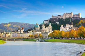 Salzburgo, destino turístico de primavera