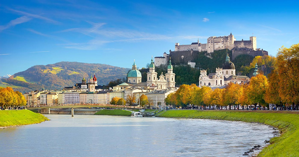 Salzburgo, destino turístico de primavera 1