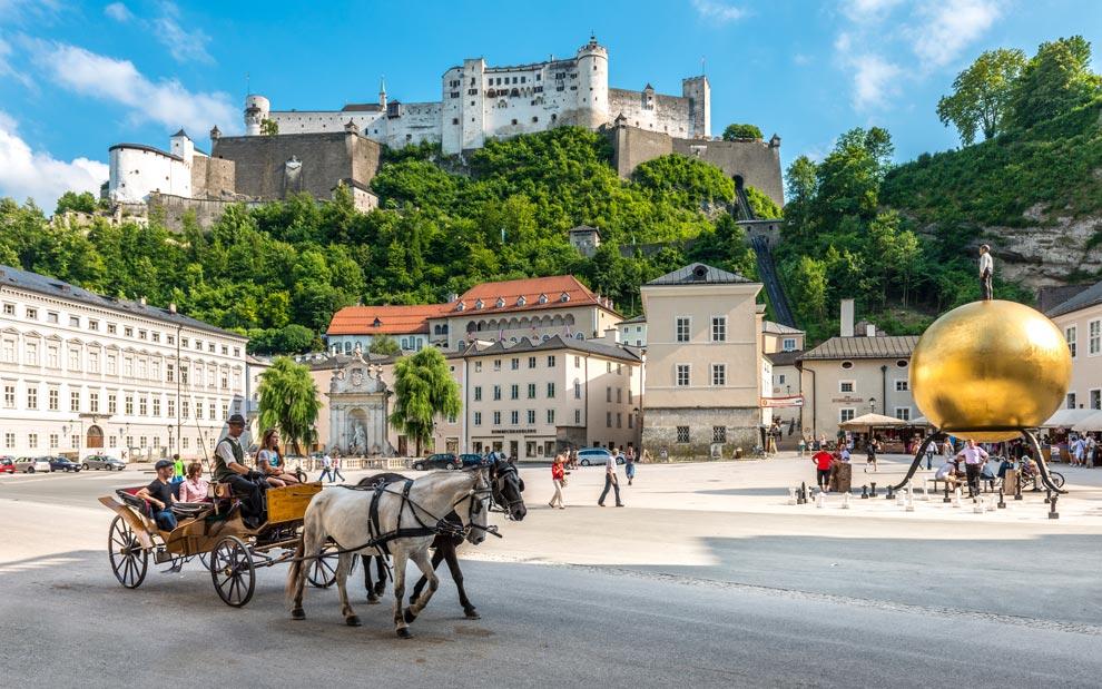 Salzburgo, destino turístico de primavera 2
