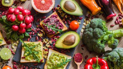 5 consejos al adoptar una dieta vegetariana