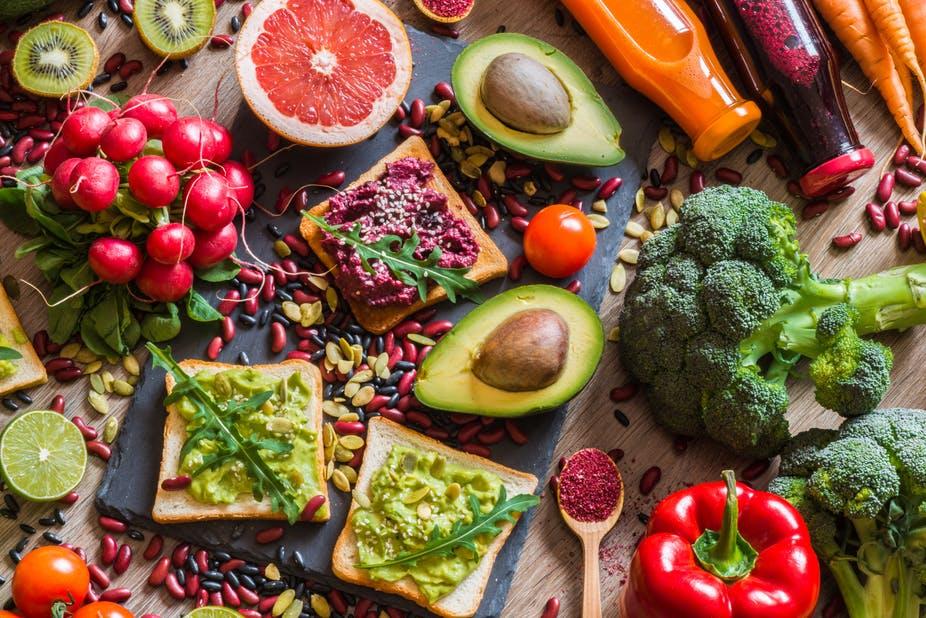 5 consejos al adoptar una dieta vegetariana 1