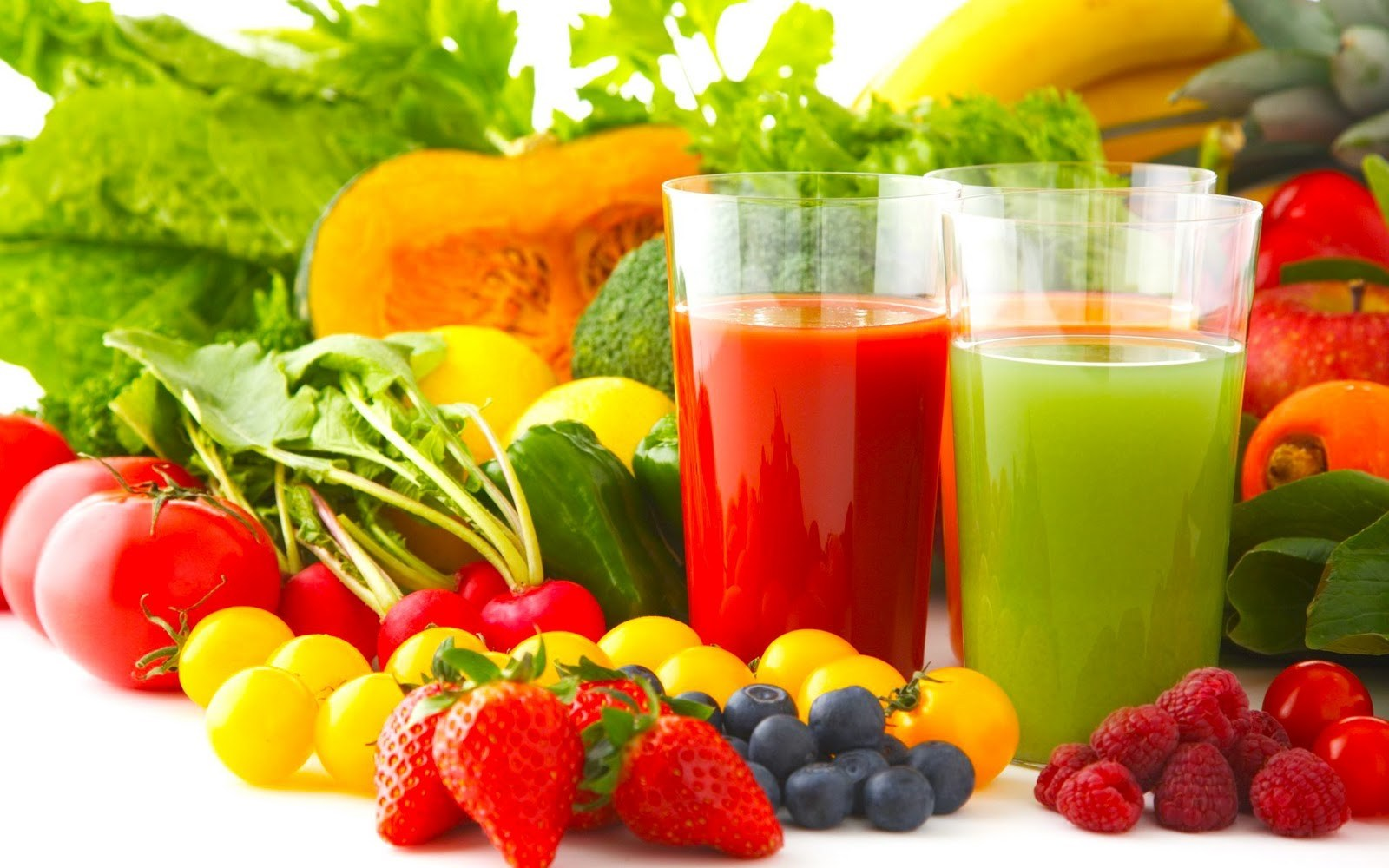 La guía para preparar tus propios zumos de frutas y verduras 1
