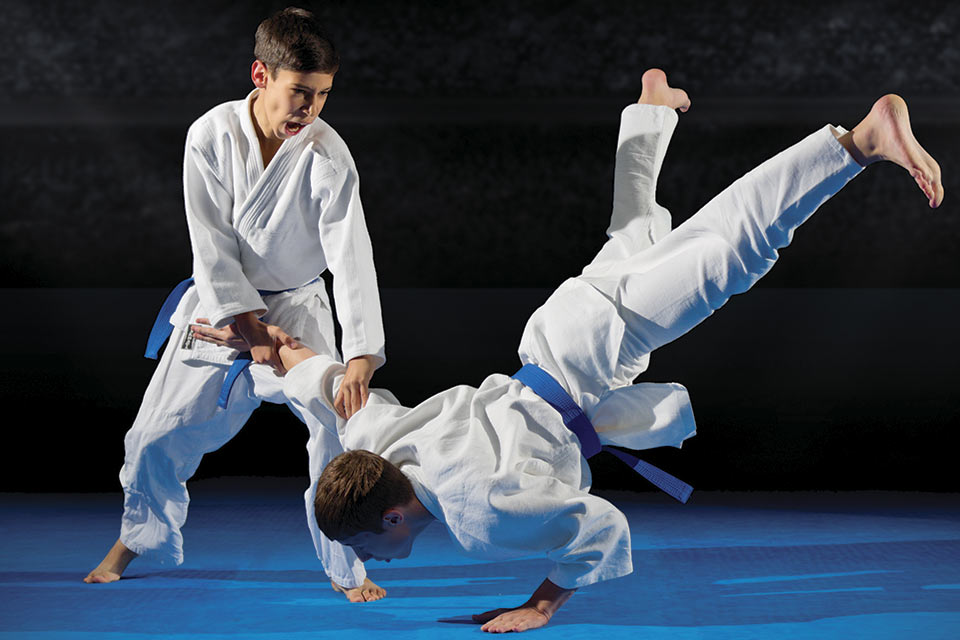 Las 5 artes marciales más famosas de Japón 1