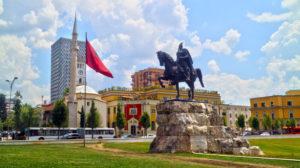 8 cosas que ver en Tirana la capital de Albania