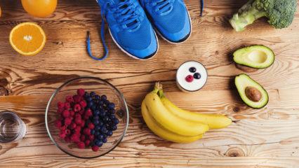 Consejos de dieta saludable en verano para deportistas